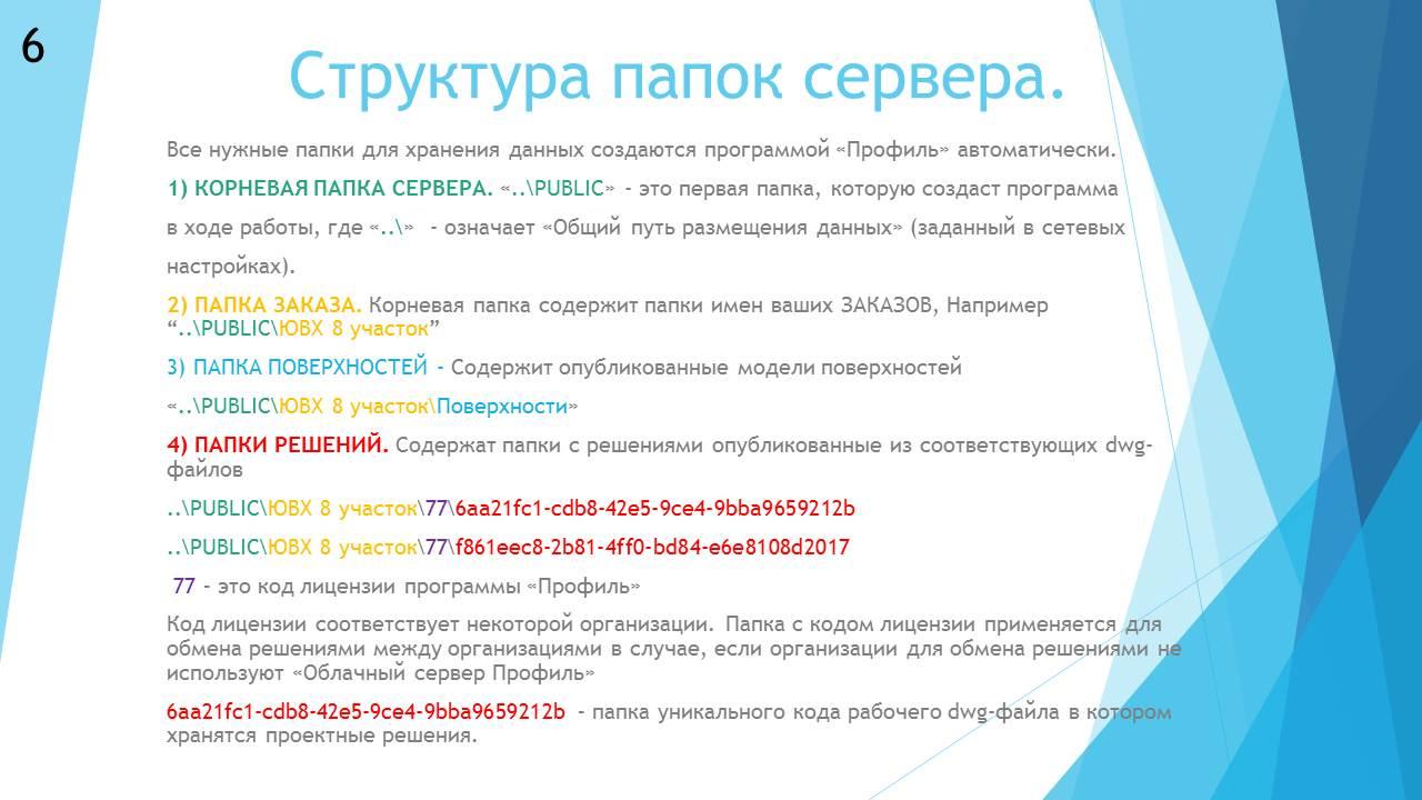 Публикация решений на сервере, слайд - 7